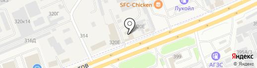 ТКП-Сервис на карте Перми