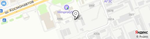 Parts59 на карте Перми