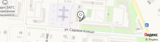 Мировые судьи Пермского судебного района на карте Кондратово