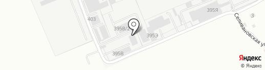 СтройКомплект на карте Перми