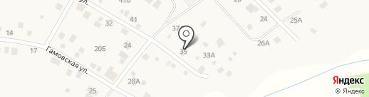 Компания по установке подвесных потолков на карте Гамово