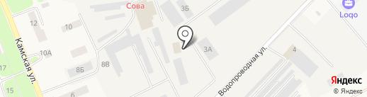 БЕТОН-ТРАНС СЕРВИС на карте Кондратово
