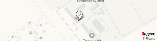 Специнструмент на карте Кондратово