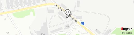 ОПГС на карте Перми