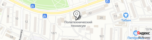 Иzюминка на карте Уфы