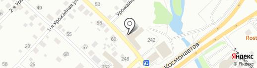 АдресКомплект на карте Перми