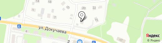 Транспортно-строительная компания на карте Перми