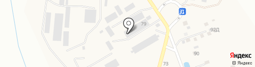 Потенциал Авто на карте Уфы