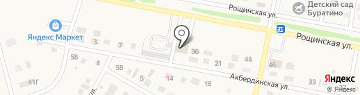 Bella Fattoria на карте Уфы