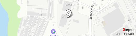 Уралпромкомплект на карте Перми