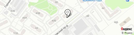 ЛАБДИАГНОСТИКА на карте Перми