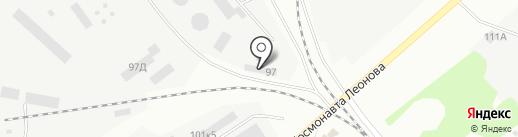 ЭКОСПАС на карте Перми