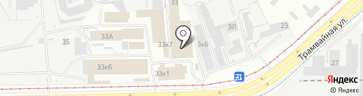 Аквасервис на карте Перми