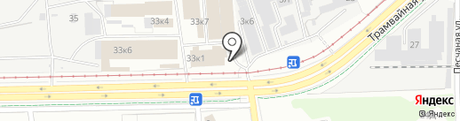 Silk Plaster на карте Перми