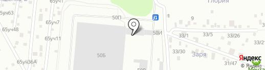 Транс-М-Сервис на карте Перми