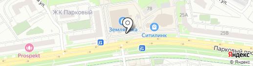 MaDiNa на карте Перми