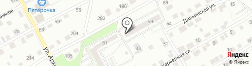 Абсолют-авто.ру на карте Перми