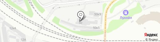ИнПромСнабжение на карте Перми
