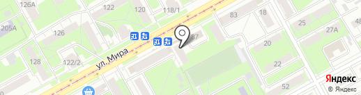 Агрофирма Усадьба на карте Перми