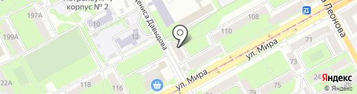 Авто Bento на карте Перми