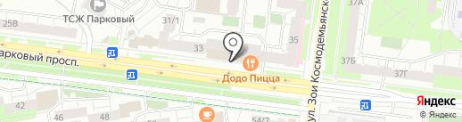 Ситилинк на карте Перми