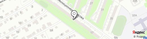 Компания по продаже автоинформаторов для автобусов на карте Перми