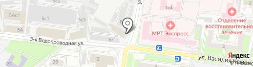 ПРО ЧИП на карте Перми