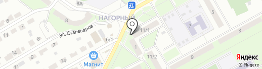 КолбасаХлебМолоко на карте Перми