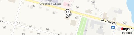 Западно-Уральский банк на карте Юга