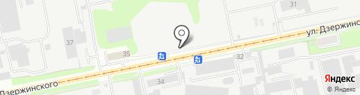 Бюро Добрых Услуг на карте Перми