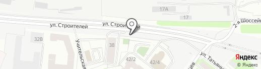 АвтоАзбука на карте Перми