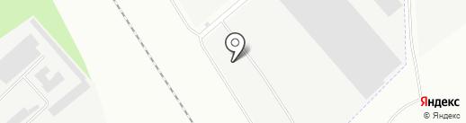 Трансмет на карте Перми