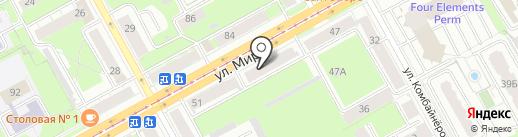 Азбука на карте Перми