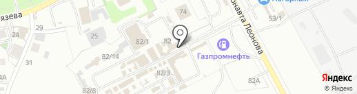 Sklad59.ru на карте Перми