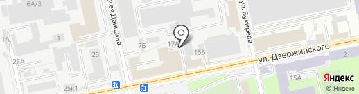 RemRenault на карте Перми