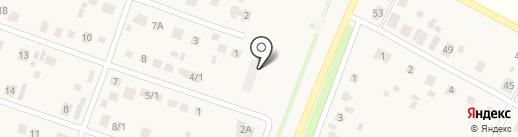 Олимп на карте Акбердино