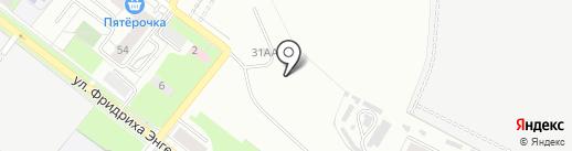 D-lux на карте Перми