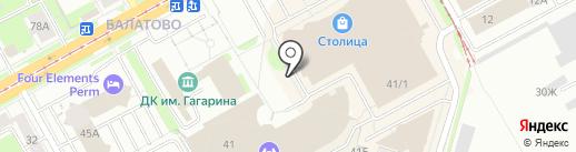 Сладкая жизнь на карте Перми