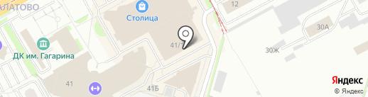 Первый творческий на карте Перми