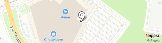 ЁМАЁ на карте Перми