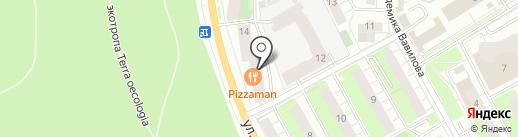 Логопедический центр на карте Перми