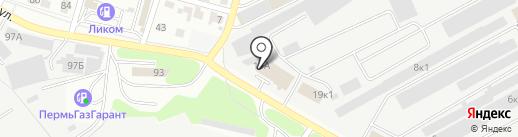 iDeaSvet на карте Перми