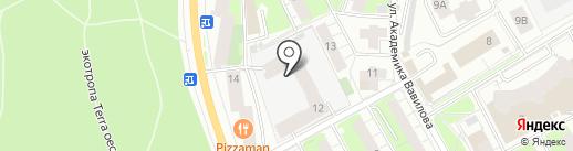 Юзабилити инжениринг на карте Перми