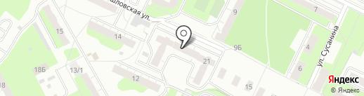 БИМ-БОМ на карте Перми