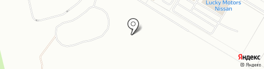 Шашлык у Алима на карте Перми