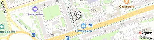 Армилайф.рф на карте Перми