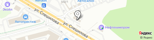 Broker159.ru на карте Перми