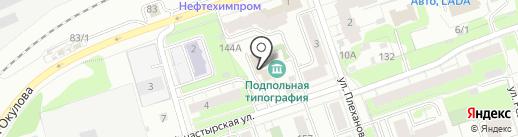Мастерфайбр59 на карте Перми