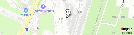 Prof на карте Перми