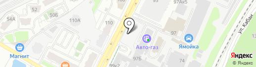 СигналАвто на карте Перми